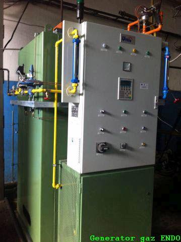 Generator gaz Endo